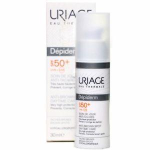 اوریاژ دپیدرم ضد لک و ضد آفتاب SPF50 بی رنگ