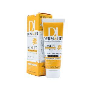 کرم ضد آفتاب سان لیفت درمالیفت SPF50
