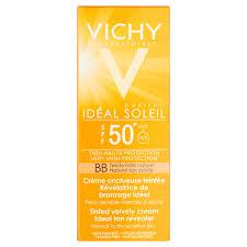 ضد آفتاب درای تاچ رنگی ویشی BB Dry TOUCH TINTED SPF 50