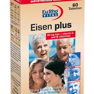 قرص آیزن پلاس یوروویتال