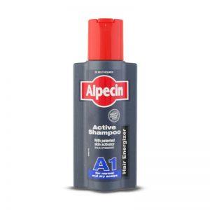 شامپو ضد ریزش موهای خشک و معمولی آلپسین