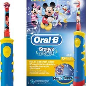 مسواک برقی کودک اورال-بی مدل D10.513K