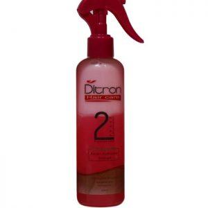 اسپری دو فاز موی رنگ شده دیترون