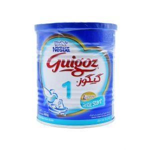 شیر خشک گیگوز ۱ نستله ۴۰۰ گرم