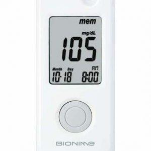 دستگاه تست قند خون بایونیم Bionime