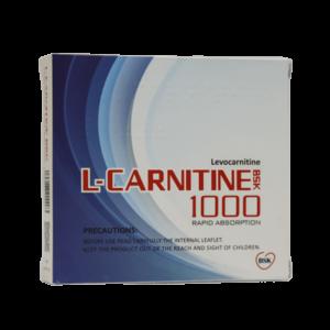 محلول خوراکی ال کارنیتین 1000 بی اس کی
