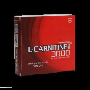محلول خوراکی ال کارنیتین 3000 بی اس کی